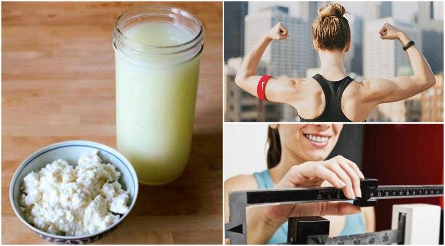 Los 8 beneficios que te aporta la proteína de suero de leche