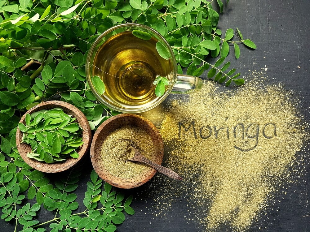 Moringa, un alimento ideal en una dieta vegana