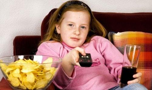 Nutricion para ninos con sobrepeso y obesidad