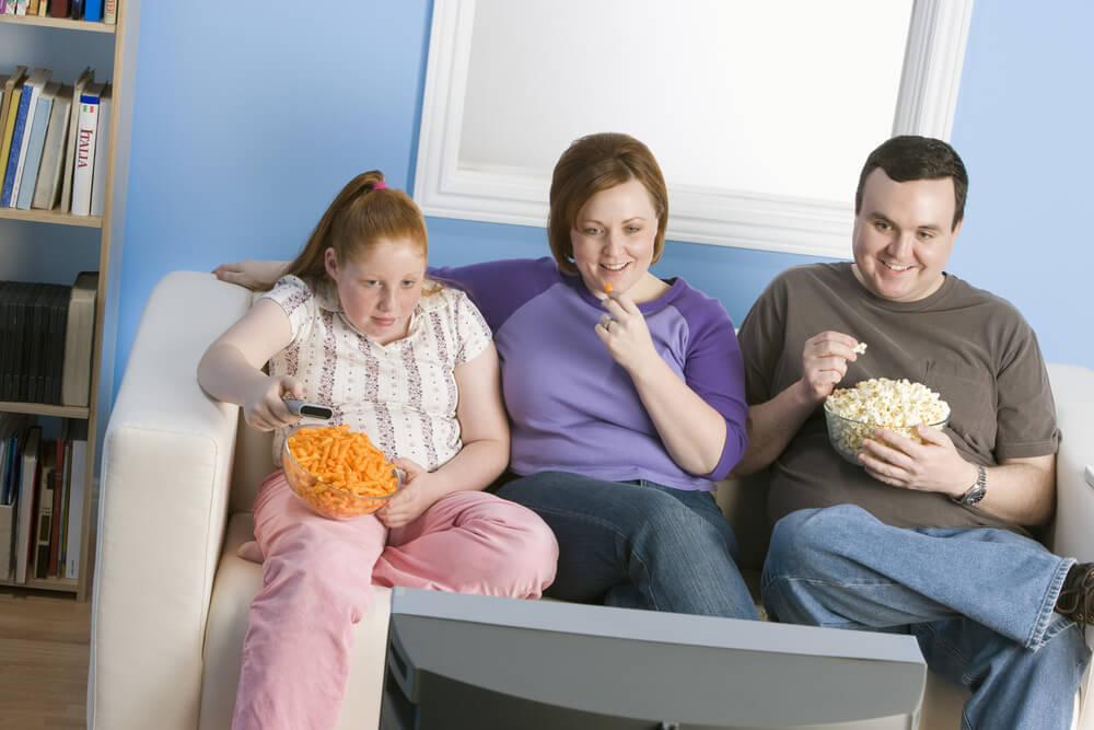 Obesidad genética