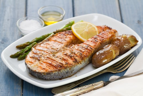 Receta del pescado al horno en su jugo