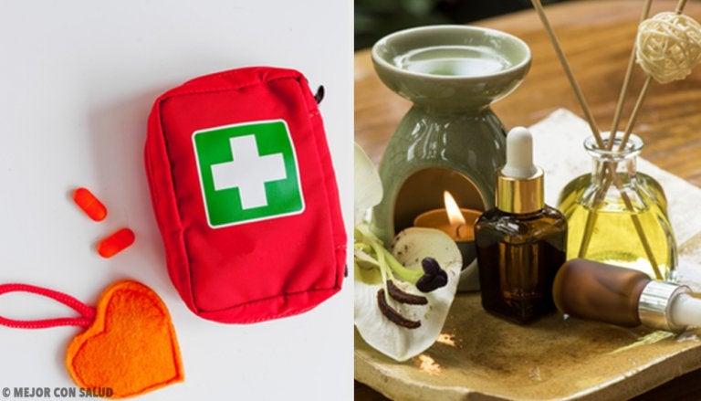 Prepara un botiquín emocional con aceites esenciales naturales