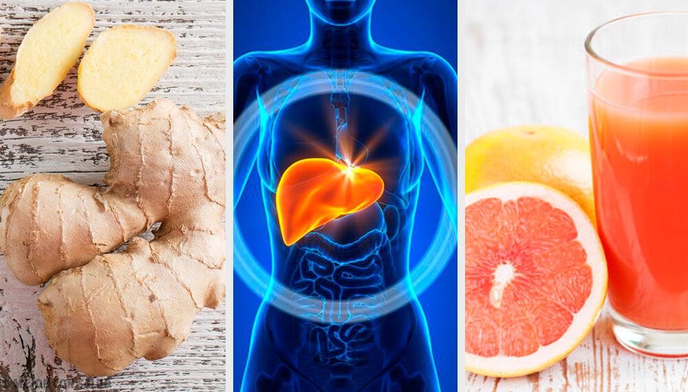 Qué debo comer si tengo un hígado graso