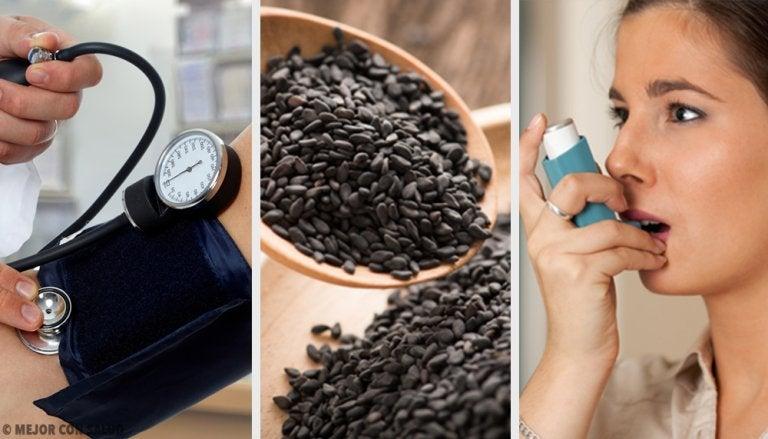 La semilla negra: ¿tiene poderes curativos?