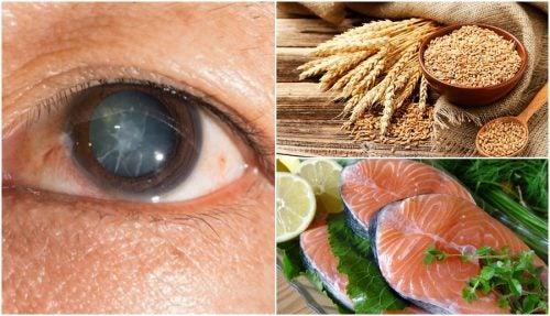 Reduce el riesgo de cataratas consumiendo estos 7 alimentos