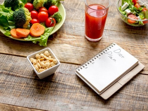 Dieta disociada adolescentes