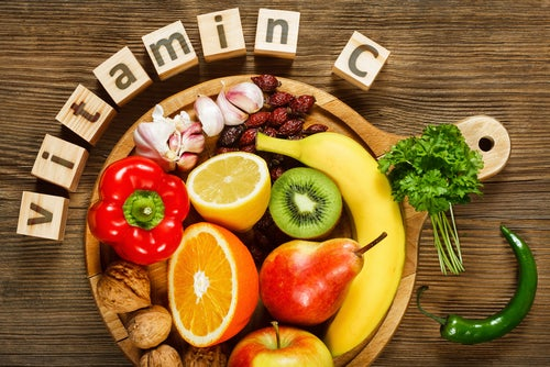 Vitamina C en los alimentos