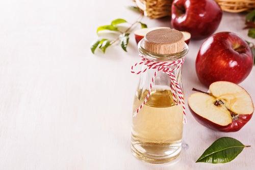 Beleza da Mulher Vinagre-de-manzana-con-agua