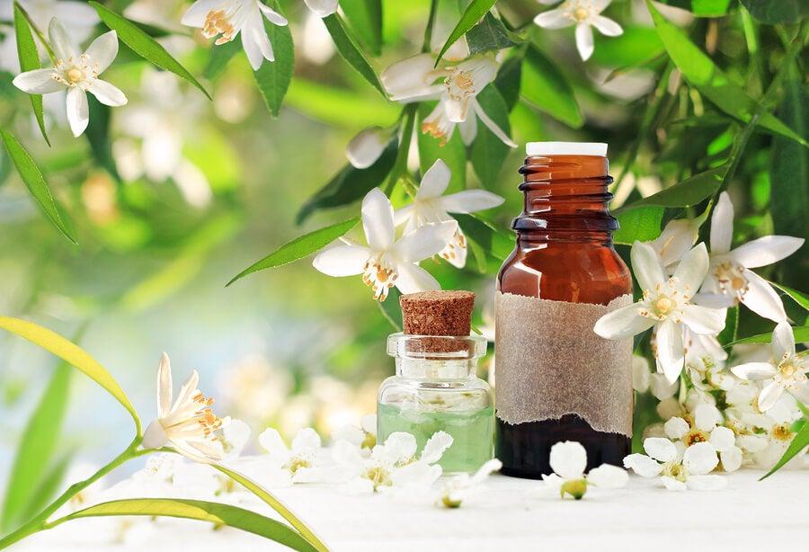 Aceite de flor de azahar.