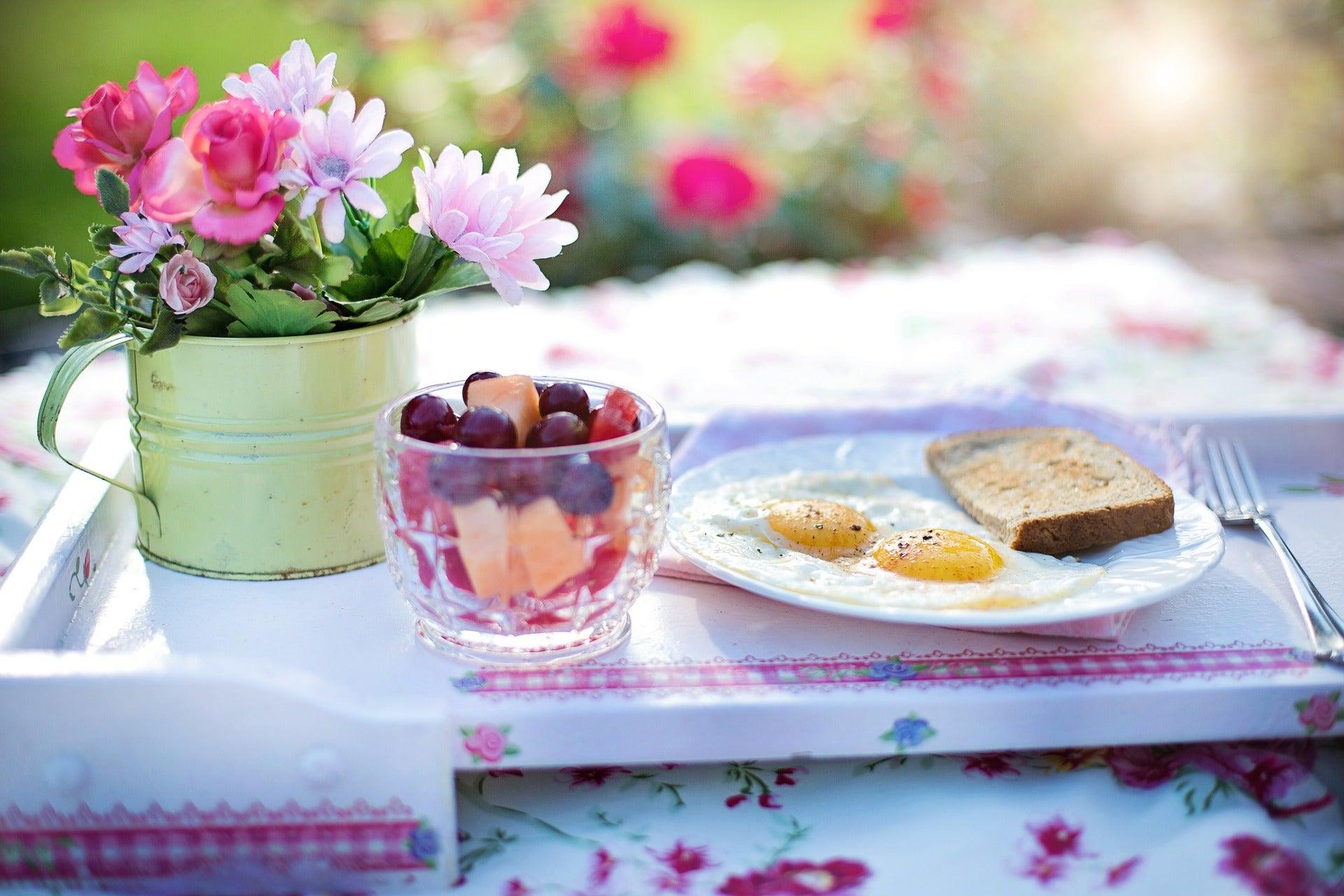 desayuno para reducir la ansiedad