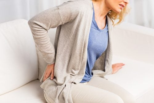 combatir el dolor en los riñones