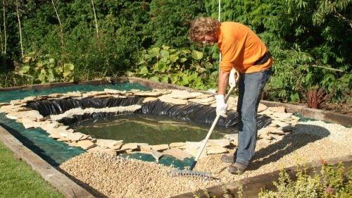 3 ideas para hacer un estanque en casa
