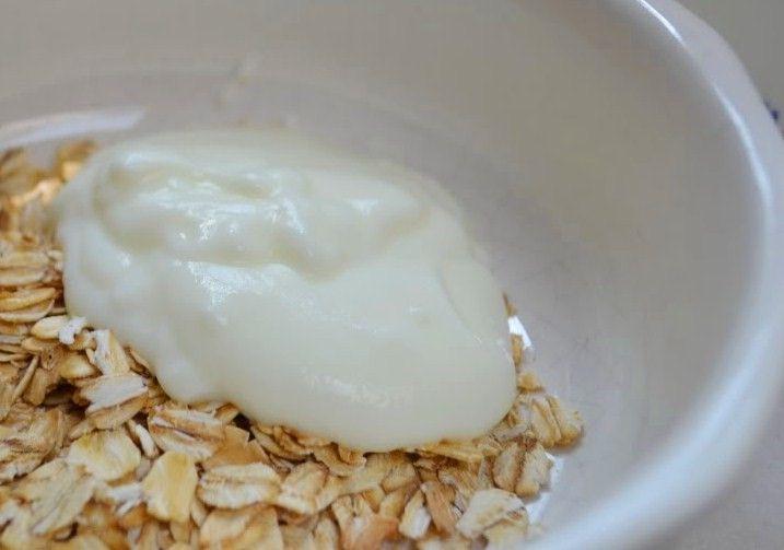estreñimiento avena y yogur