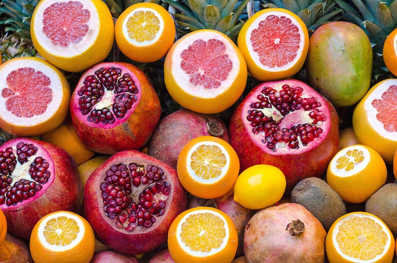 Cítricos, alimentos para elevar las defensas del organismo
