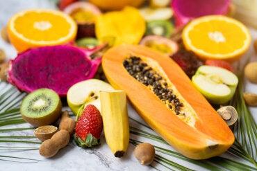 10 frutas y verduras para tratar la retención de líquidos