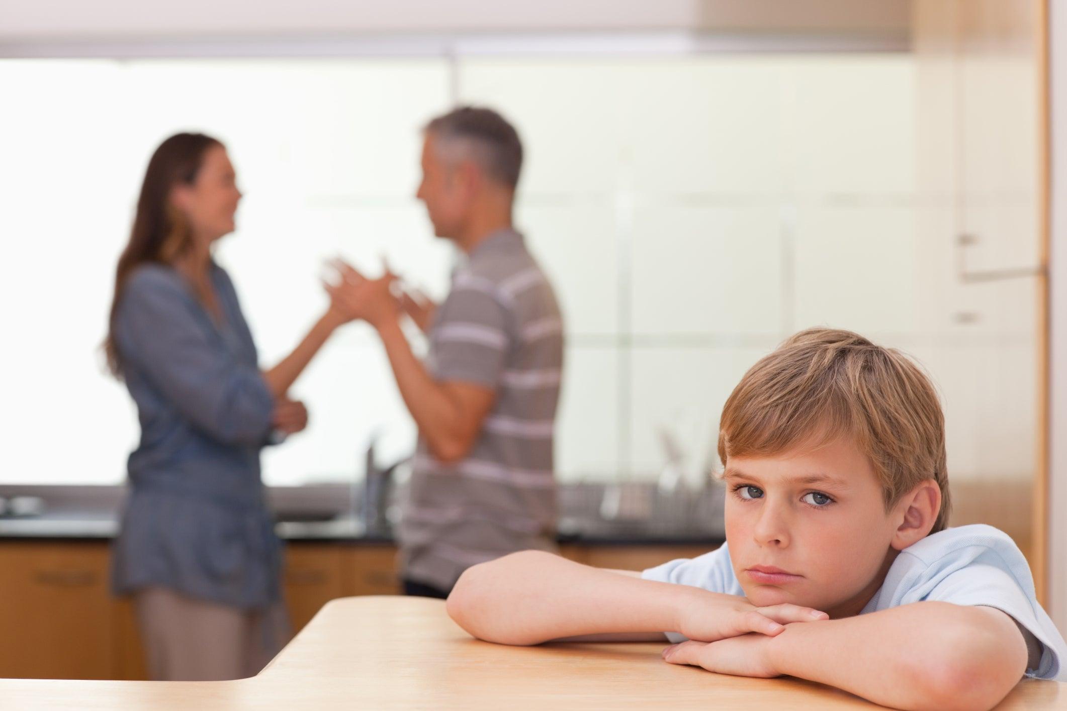 Lo mejor para los hijos: ¿seguir juntos o separarse?