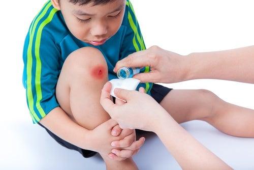 limpiar-herida-infectada