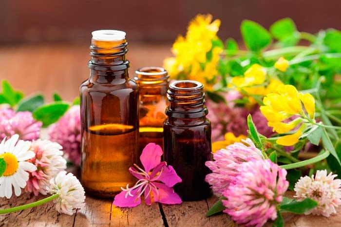 aceites naturales para el cabello