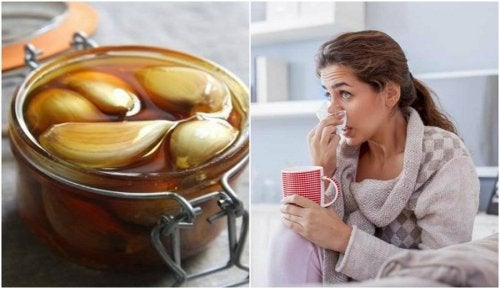 Cómo mejorar tu salud respiratoria preparando una saludable miel de ajo