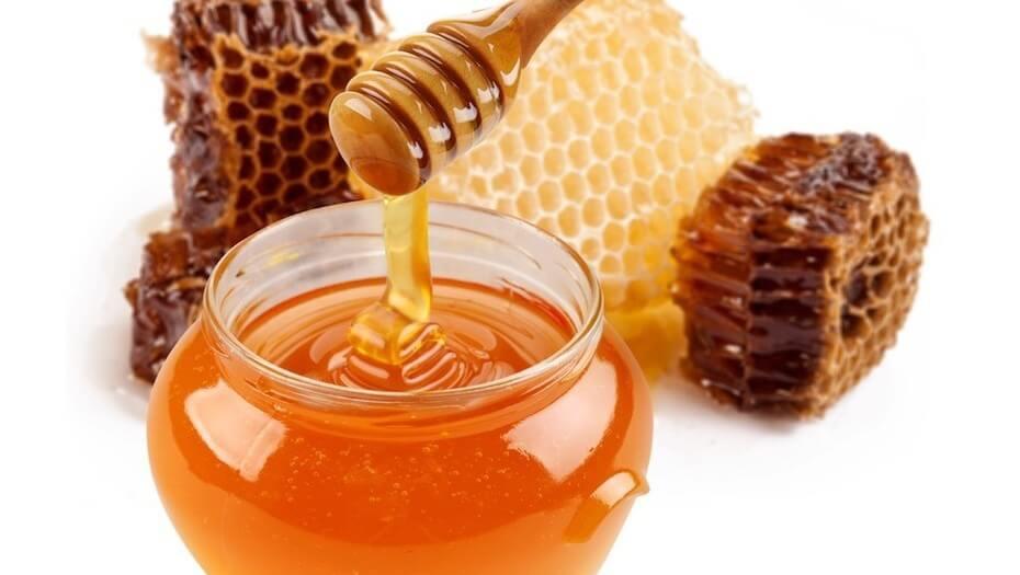 miel de abejas para calmar el ardor de las quemaduras