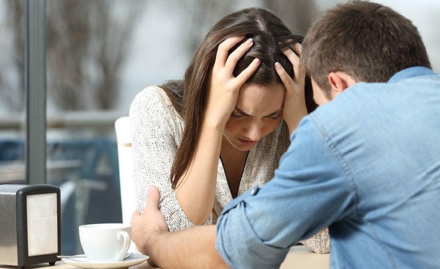 ¿Cómo puedo alejarme de una relación destructiva?