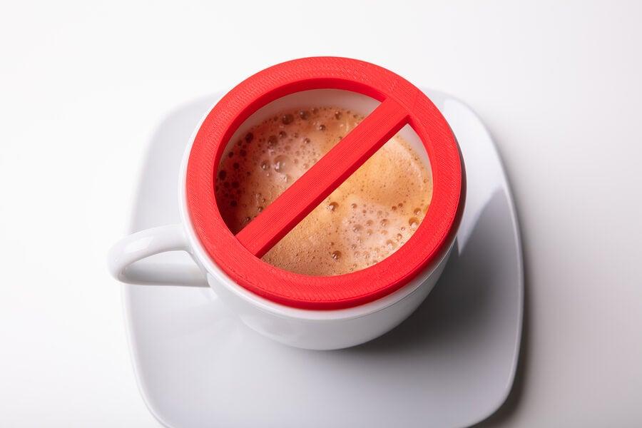 Dile no al café si sufres de insomnio.