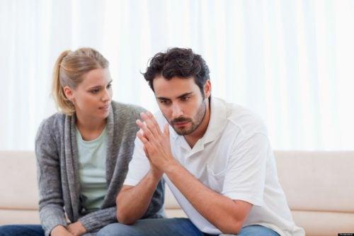 Cuando hablar con la pareja es como hablar con la pared