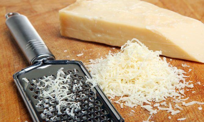 queso parmesano
