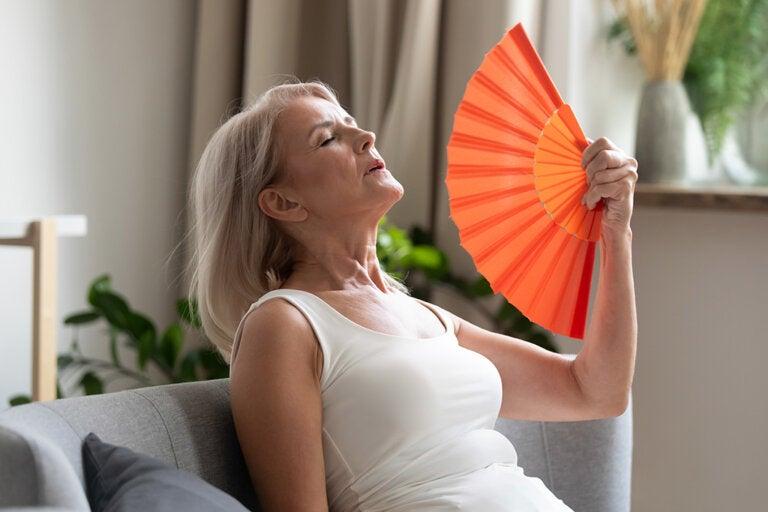 Reduce los sofocos de la menopausia con 6 remedios naturales