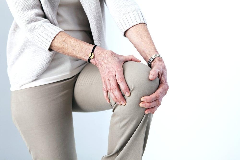 dolor en las articulaciones