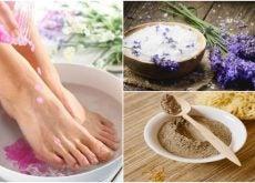 sientes tus pies cansados Descubre cómo aliviarlos con 5 remedios caseros