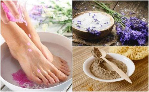 ¿Sientes tus pies cansados? Descubre cómo aliviarlos con 5 remedios caseros