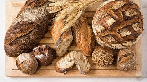 El pan integral y la manera de elaborarlo