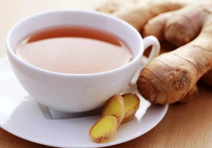 para que sirve el te de ginger con miel