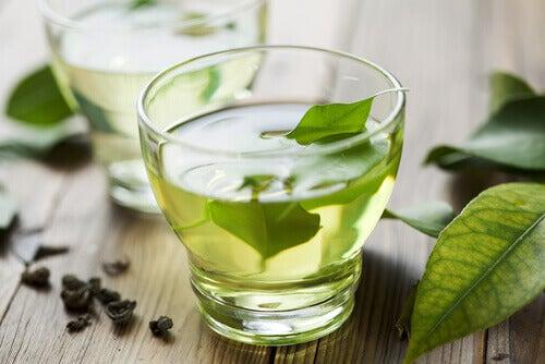 El té verde es una de las infusiones más beneficiosas.