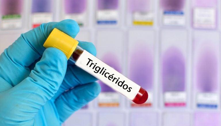 Dieta semanal para bajar los triglicéridos