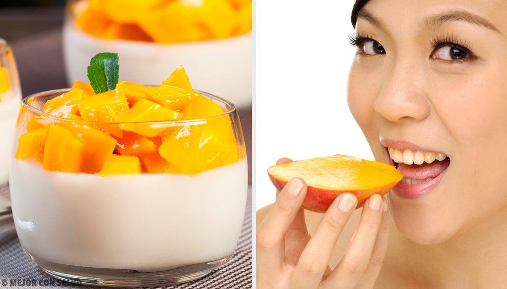 Recetas deliciosas y saludables con mango