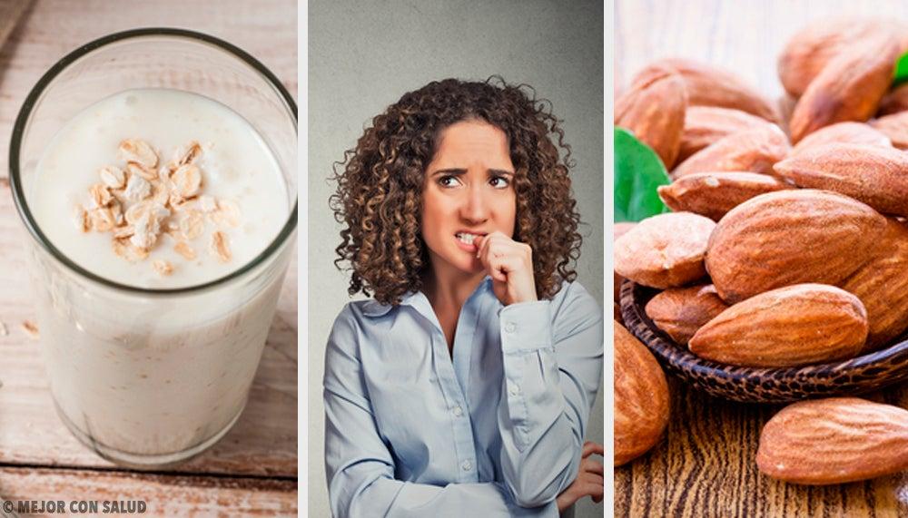 10 alimentos que calman la ansiedad de manera natural