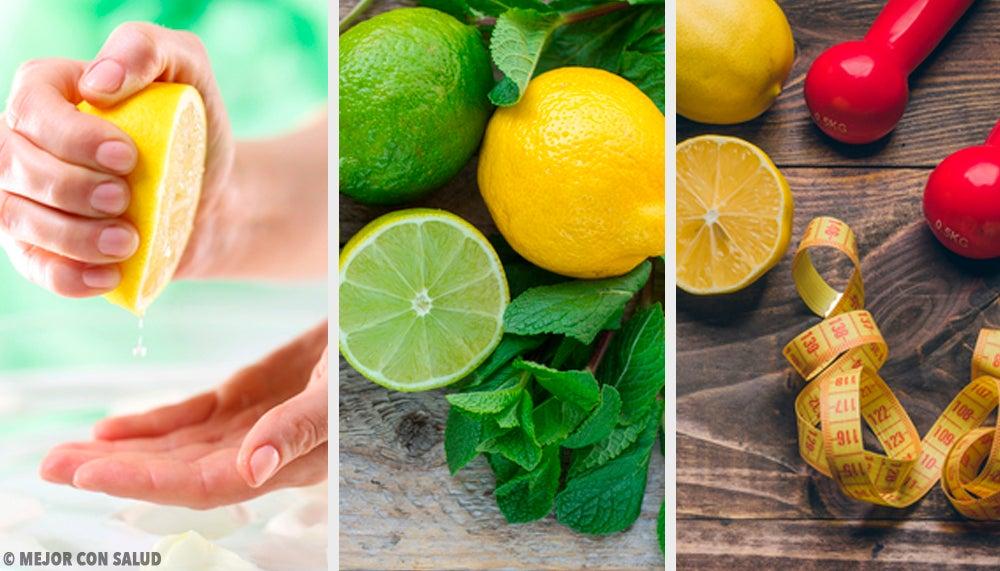 11 usos curiosos del limón