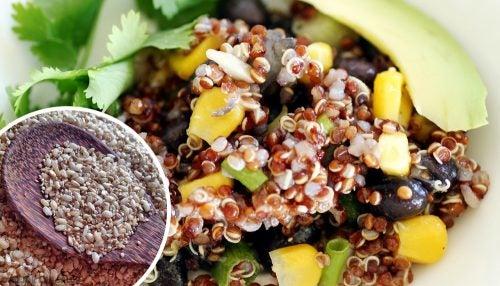 3 recetas con quinoa que te van a fascinar