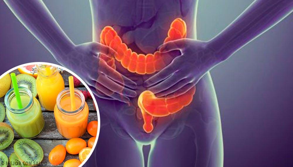5 alimentos ideales para limpiar el colon