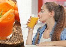 5 batidos con zanahoria para desintoxicar