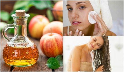 Usa-vinagre-de-manzana-contra-puntos-negros-y-acne