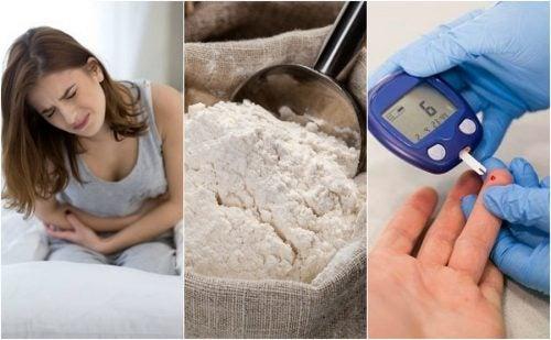6 consecuencias que puedes sufrir por comer harinas refinadas