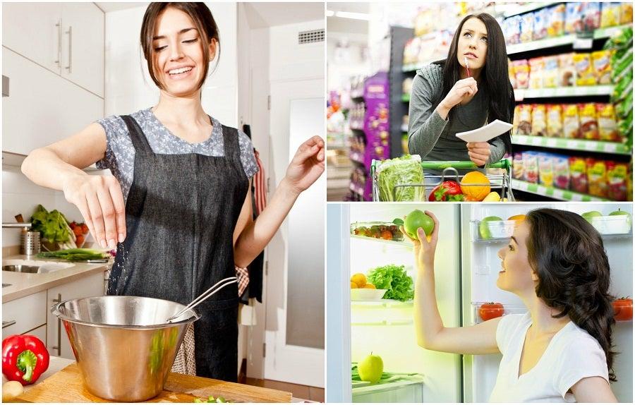 6 consejos que te ayudarán a reducir los desperdicios en la cocina