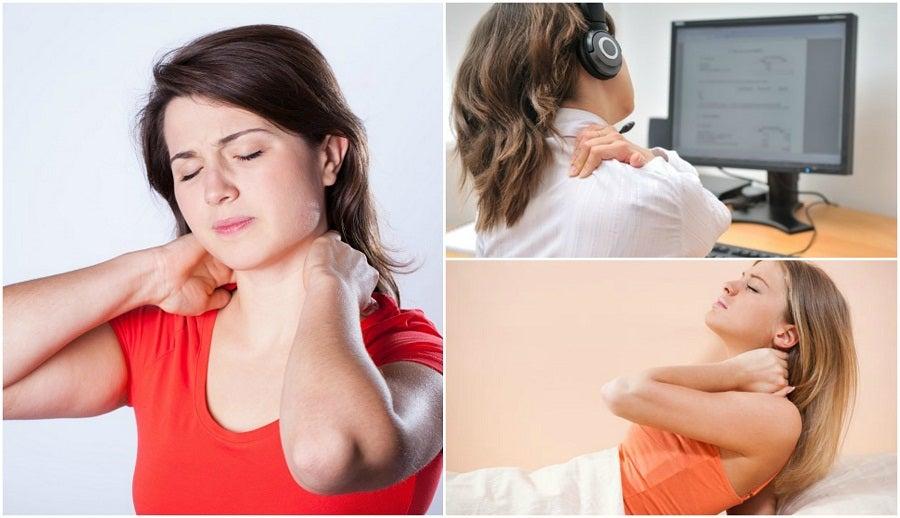 6 causas de dolor de cuello que sueles pasar por alto