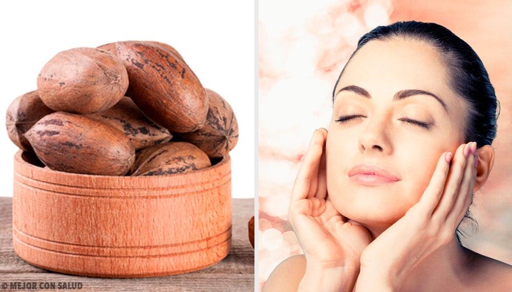 6 mascarillas caseras con nuez para tonificar tu piel