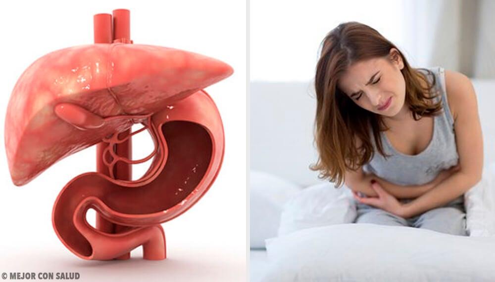 6 señales que alertan del hígado graso