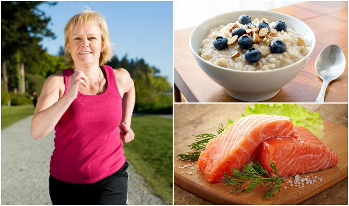 dieta proteica para la menopausia