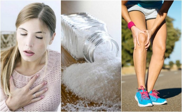 7 cosas buenas que te ocurren cuando reduces el consumo de sal